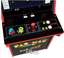 New Pacman Arcade Machine, Arcade1up, 4ft Livraison Rapide