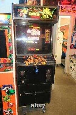 Nice M. Do's Castle Commercial Coin Operated Arcade Game