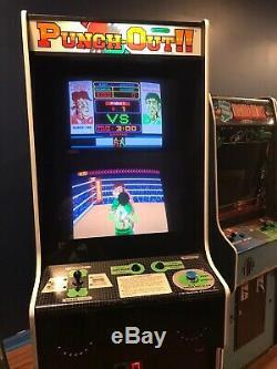 Nintendo Punchout Arcade Machine