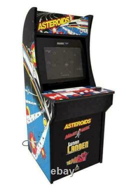 Nouveau Arcade1up Machine Astéroïdes De