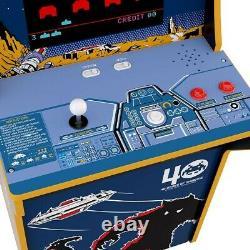 Nouveau Dans La Boîte Arcade1up Space Invaders 4ft Arcade Machine