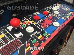 Nouveau Defender Arcade Machine Video Multi Game Joue Quelques Classiques Nouveau Guscade
