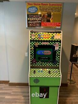 Nouveau Dr Mario Arcade Machine