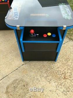 Nouveau Ms Pacman / Galaga 60 Jeu Multicade Cocktail Arcade Machine