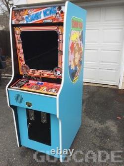 Nouveau Nintendo Donkey Kong Arcade Machine Multi Plays Ovr 59 Classics Guscade