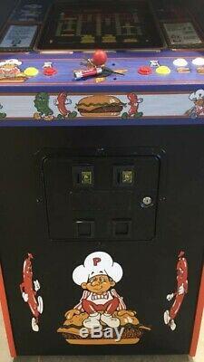 Nouvelle Machine Burger Time Arcade, Mise À Niveau