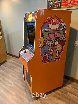 Nouvelle Machine D'arcade Donkey Kong Jr.