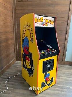 Nouvelle Machine D'arcade Pacman, Mise À Jour