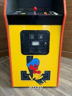 Nouvelle Machine D'arcade Pacman, Mise À Niveau