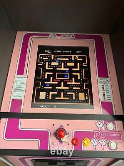 Nouvelle Machine D'arcade Pink Ms. Pacman, Mise À Niveau