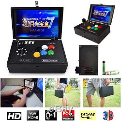 Nouvelle Machine D'arcade Portable De La Console De Jeu Vidéo D'arcade 1080p À Un Joueur