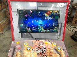 Ocean King 3 Deux Joueurs De Machine De Jeu D'arcade Chasseur De Poissons