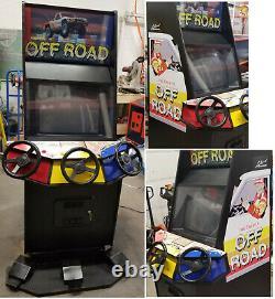 Off Road Arcade Machine Par Leland 1989 Ivan Stewart (excellent) Rare