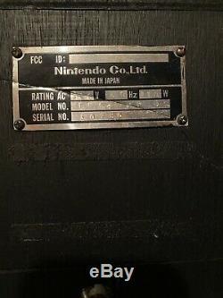 Original Donkey Kong 1981 Réformé Arcade Machine