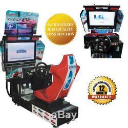 Out Run 2 Screen Racing Arcade Machine Jeu 32 Hd Tout Neuf 2019