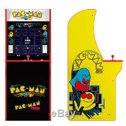 Pacman Arcade Machine, 2 Jeux, Arcade1up, 4ft, Nouveau