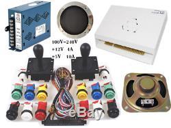 Pandora Box 12 3188 Dans 1 Kit Arcade Carte Jamma 38 3d Video Game Machine Hdmi