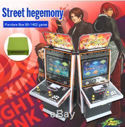 Pandora Box 5 S / 6 Jeu Vidéo De Combat Arcade Armoire Machine De Jeu De Poussoir De Pièce