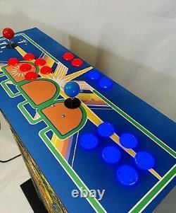 Pedestal Arcade Machine Avec 10.000 Jeux Retro Pi Choisissez Graphiques Full Size Nouveau