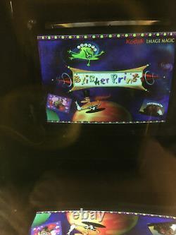 Photo Stand Autocollant Arcade Distributeur Automatique-grand Pour Les Centres Commerciaux, Restaurants Etc