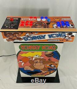 Piédestal Arcade Machine Avec 10 000 Retro Games Pi Choisir Les Graphiques Pleine Taille Nouveau