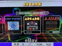 Piédestal Arcade Machine NFL Nba NHL Mlb Marvel DC Jeux 6900+