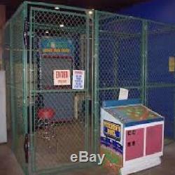 Pitchers Duel Arcade Baseball Machine Par Ice (excellent)