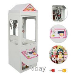 Plus Récent Mini Metal Case Barre Haut Claw Crane Machine Candy Toy Catcher