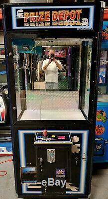 Prix depot Grue Claw Stuffed Prix Animal Arcade Machine! Pièces De Monnaie Ou Free Play