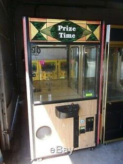Prix temps Grue Griffe Machine Jeu # Cr021