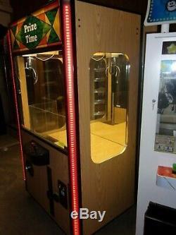 Prix temps Grue Griffe Machine Jeu # Cr024