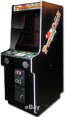 Punch-out Machine Arcade Nintendo 1984 (excellent État) Rare