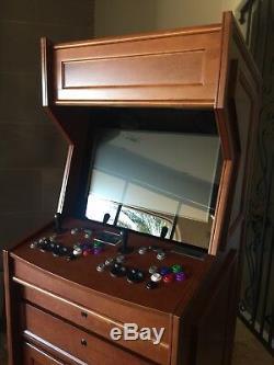 Quasicade Fx Cabinet De Bois Machine De Jeu D'arcade Vidéo Quasimoto
