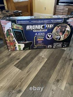Rayons! New Arcade1up Centipede Armoire De Machines D'arcade New In Box! Navires Au Moment