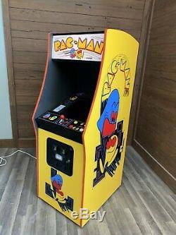 Restauré Pacman Arcade Machine, 412 Jeux Upgraded