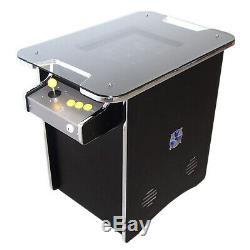 Retro Arcade Cocktail Table Arcade Machine 60 Jeux Retro Garantie
