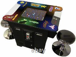 Rétro Classic Arcade Commercial 60 Game Machine Avec Tabourets Gratuits