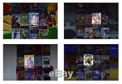Rétro Émulateur De Machine D'arcade De Console De Jeux 200 Avec Le Contrôleur Sans Fil