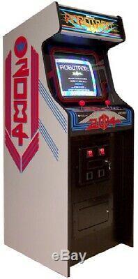 Robotron 2 084 Machine Arcade Par Williams 1982 (excellent État) Rare