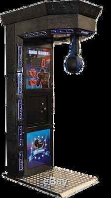 Sac De Boxe Boxer Arcade Game Machine À Monnaie Nouveau