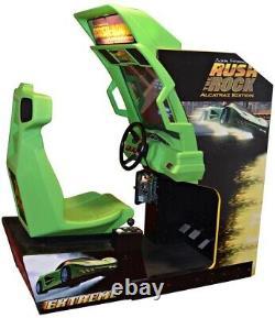 San Francisco Rush The Rock Arcade Machine Par Atari (excellent État) Rare