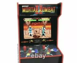 Seeled Arcade1up Mortal Kombat Midway Legacy Edition Arcade Machine Navires Expres