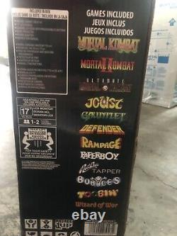 Seled Arcade1up Mortal Kombat Midway Legacy Edition Arcade Machine Navires Expres