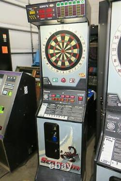 Sharp Scorpion 9000 Commercial Coin Operated Dartboard #2