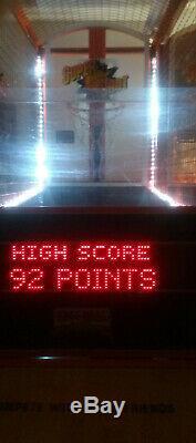 Shot Super Arcade Machine Basket-ball Par Skeeball (excellent État) Rare