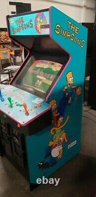 Simpsons 4 Player Arcade Machine
