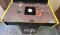 Simpsons Bowling Arcade Machine De Jeu Vidéo Fonctionne Très Bien! - 22 LCD