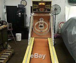 Skee Ball Arcade Machine De Jeu Vidéo Skeeball Ski Ball 10 Pieds