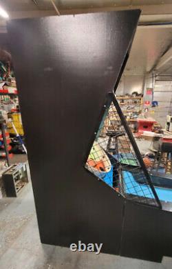Skeeball Lightning Taille Complète Alley Roller Arcade Jeu Machine De Travail
