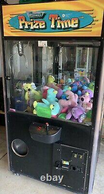 Smart Industries 40 Pouces Prix Temps Claw Machine Arcade Crane